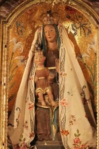 17.04.2012 Crescentino, Italia. Santuario Madonna Del Palazzo.
