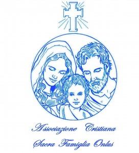 Logo Associazione Cristiana Sacra Famiglia Onlus