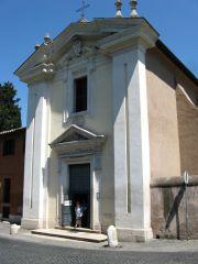 chiesa qvo vadis roma